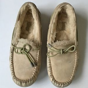 Dakota Swirl Slipper Moccasins